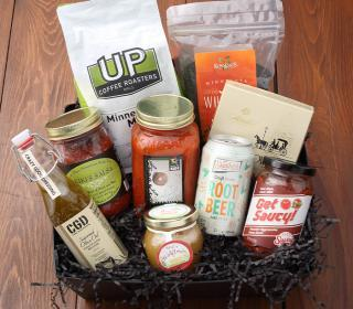 Made in Minnesota Gift Basket